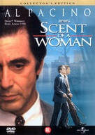 Scent of a Woman - Dutch Movie Cover (xs thumbnail)