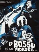 El jorobado de la Morgue - French Movie Poster (xs thumbnail)