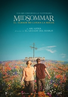 Midsommar - Mexican Movie Poster (xs thumbnail)