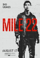 Mile 22 - Movie Poster (xs thumbnail)