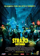 Watchmen - Czech Movie Poster (xs thumbnail)