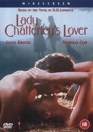 Lady Chatterley's Lover - British DVD movie cover (xs thumbnail)
