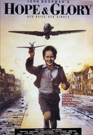 Hope and Glory - German Movie Poster (xs thumbnail)