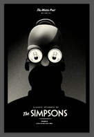 """The Simpsons"" - Homage poster (xs thumbnail)"