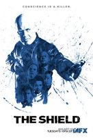 """""""The Shield"""" - Movie Poster (xs thumbnail)"""