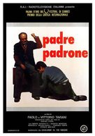 Padre padrone - Italian Movie Poster (xs thumbnail)