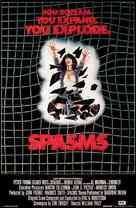 Spasms - Movie Poster (xs thumbnail)