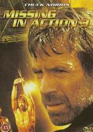 Braddock: Missing in Action III - Danish DVD cover (xs thumbnail)