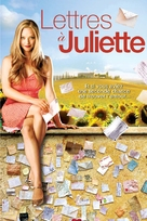 Letters to Juliet - French DVD cover (xs thumbnail)