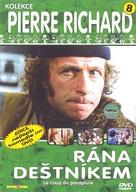 Le coup du parapluie - Czech DVD cover (xs thumbnail)