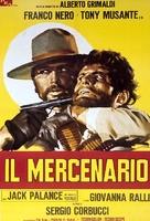 Il mercenario - Italian Movie Poster (xs thumbnail)