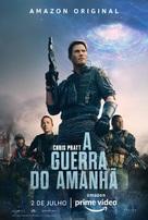 The Tomorrow War - Brazilian Movie Poster (xs thumbnail)