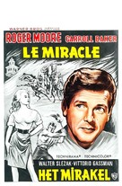 The Miracle - Belgian Movie Poster (xs thumbnail)