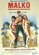 S.A.S. à San Salvador - Norwegian Movie Poster (xs thumbnail)