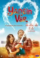 Yangin Var - Turkish Movie Poster (xs thumbnail)