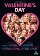 Valentine's Day - Danish Movie Cover (xs thumbnail)
