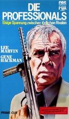 Prime Cut - German VHS movie cover (xs thumbnail)