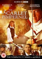 """""""The Scarlet Pimpernel"""" - British DVD movie cover (xs thumbnail)"""
