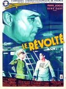 Le révolté - French Movie Poster (xs thumbnail)