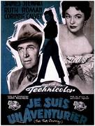 The Far Country - French Movie Poster (xs thumbnail)