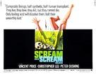 Scream and Scream Again - Movie Poster (xs thumbnail)