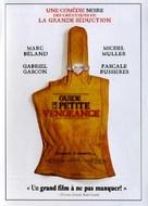 Guide de la petite vengeance - French poster (xs thumbnail)