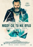 You Were Never Really Here - Polish Movie Poster (xs thumbnail)
