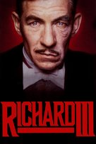 Richard III - DVD cover (xs thumbnail)