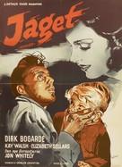 Hunted - Danish Movie Poster (xs thumbnail)
