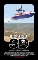 Jackass 3D - Movie Poster (xs thumbnail)