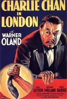 Charlie Chan in London - Movie Poster (xs thumbnail)