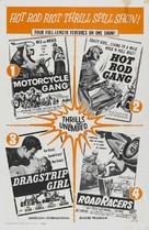 Dragstrip Girl - Combo poster (xs thumbnail)