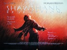 The Shawshank Redemption - British Movie Poster (xs thumbnail)
