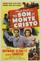 The Son of Monte Cristo - Re-release movie poster (xs thumbnail)