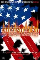 Fahrenheit 9/11 - Movie Poster (xs thumbnail)