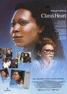 Clara's Heart - Movie Poster (xs thumbnail)