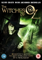 """The Witches of Oz"" - British Movie Cover (xs thumbnail)"
