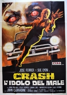 Crash! - Italian Movie Poster (xs thumbnail)