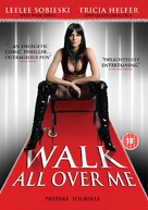 Walk All Over Me - British Movie Cover (xs thumbnail)