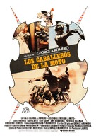 Knightriders - Spanish Movie Poster (xs thumbnail)