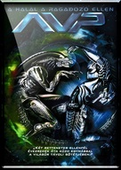AVP: Alien Vs. Predator - Hungarian DVD cover (xs thumbnail)
