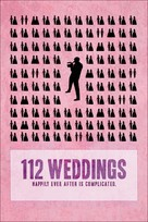 112 Weddings - Movie Poster (xs thumbnail)