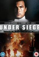 Under Siege - British Movie Cover (xs thumbnail)