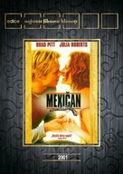 The Mexican - Czech DVD movie cover (xs thumbnail)