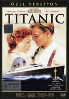 Titanic - Turkish DVD movie cover (xs thumbnail)