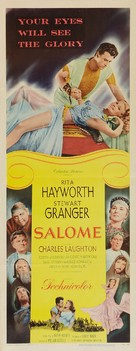 Salome - Theatrical movie poster (xs thumbnail)