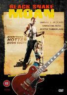 Black Snake Moan - British DVD movie cover (xs thumbnail)