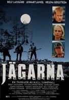 Jägarna - Swedish Movie Poster (xs thumbnail)