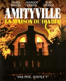 The Amityville Horror - French Movie Cover (xs thumbnail)