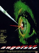 Angustia - French Movie Poster (xs thumbnail)